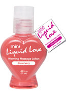 Mini Liquid Love Flavored Warming...