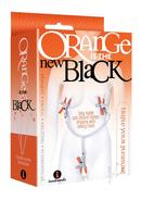 Orange Is The New Black Triple Your Pleasure Nipple And...